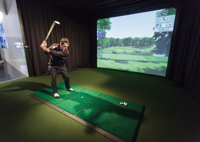 Golf Simulators - HD Golf Simulator