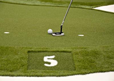 Indoor Putting Golf