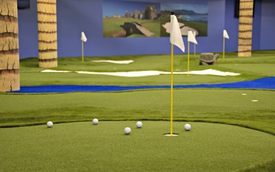 Indoor Putting Golf