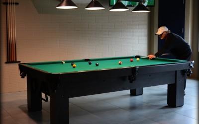 Golf Simulators - Pool Table